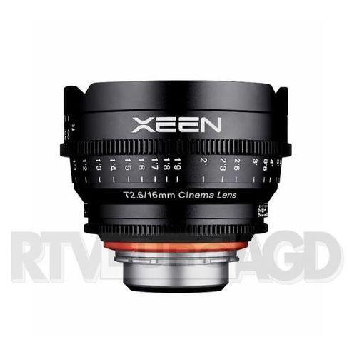 Samyang Xeen 16 mm T2.6 Canon - produkt w magazynie - szybka wysyłka!