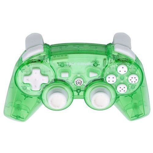Kontroler PDP PS3 Rock Candy Limonkowy