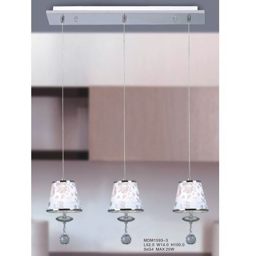 Italux Melta lampa wisząca 3-punktowa mdm1593/3 (5900644343059)