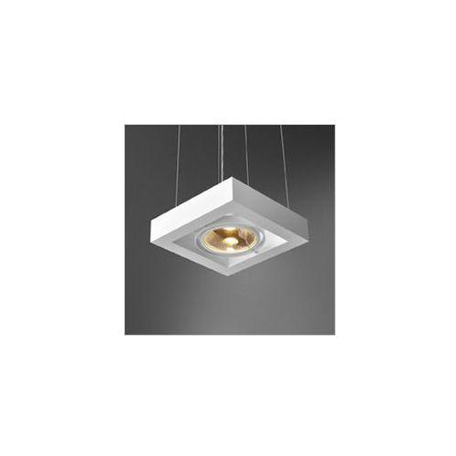 Aquaform Cadra x1 230v zwis lampa wisząca 54611-03 biała ** rabaty w sklepie **