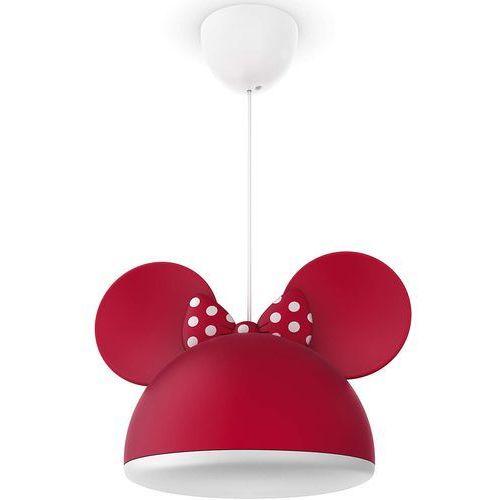 Philips 71758/31/16 - żyrandol dziecięcy disney minnie mouse 1xe27/15w/230v (8718291532880)