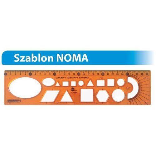 Szablon NOMA duży - symbole różne x1