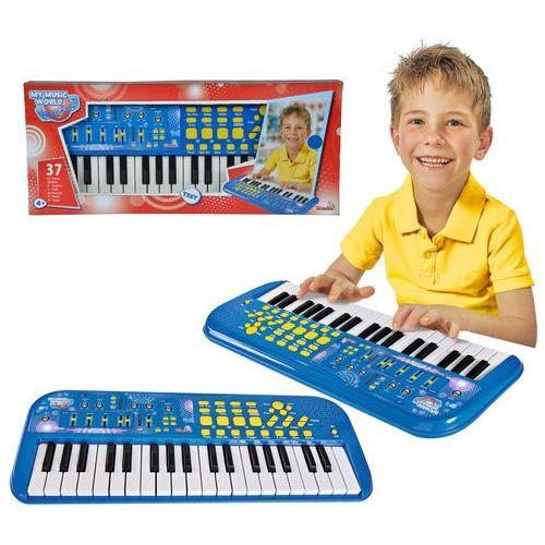 Simba MMW Elektroniczny keyboard pianinko dla dzieci 683-4058