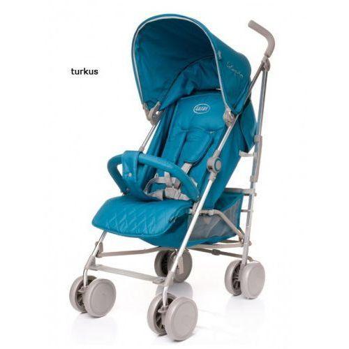 Wózek spacerowy 4baby Le Caprice Turkus
