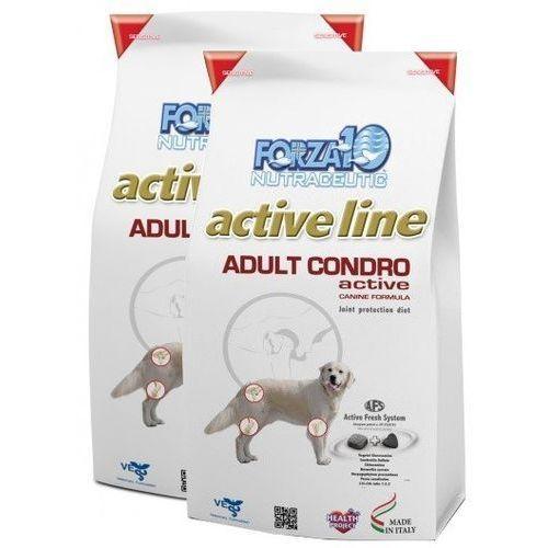 Forza10 condro active all breeds 2x10kg (20kg) dla psa: waga - 2 x 10kg dostawa 24h gratis od 99zł