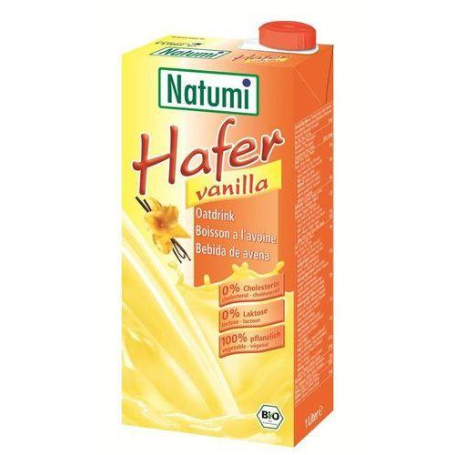 Mleko owsiano-waniliowe 1000ml bio - , marki Natumi
