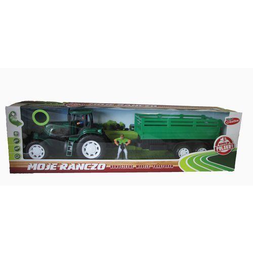 Traktor moje ranczo 48cm - . marki Mega creative