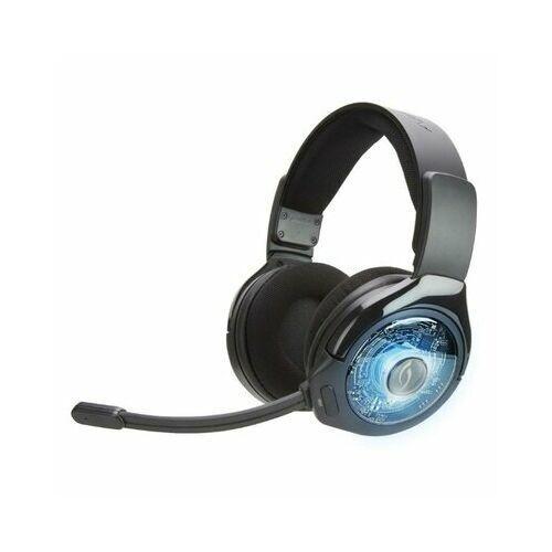 Zestaw słuchawkowy 051-044-eu-bk afterglow ag 9 premium do ps4 marki Pdp