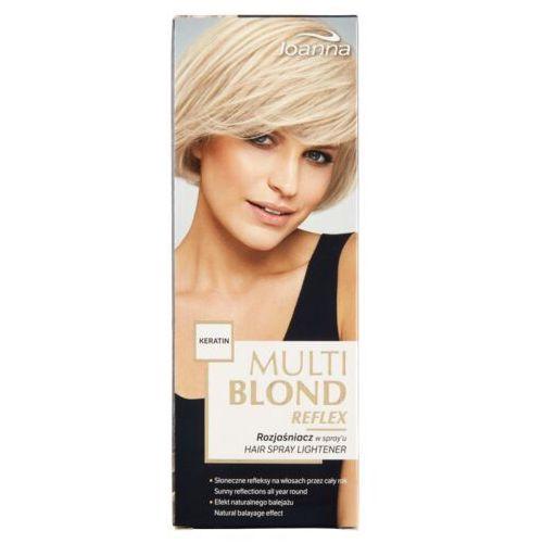 Joanna multi blond reflex rozjaśniacz w sprayu 150ml - joanna od 24,99zł darmowa dostawa kiosk ruchu