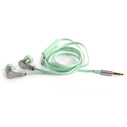 Zestaw słuchawkowy FRESH N REBEL Lace Miętowy