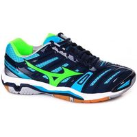 wave stealth 4 blue, Mizuno