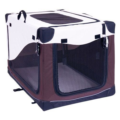 Torba transportowa pet home - m: gł. x szer. x wys.: 76 x 50,5 x 48 cm marki Zooplus exclusive