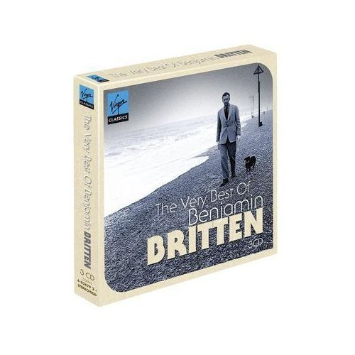 Britten: The Very Best Of Britten [Limited] - Warner Music Poland (muzyka klasyczna)