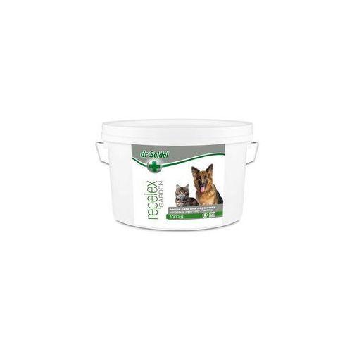 Dr Seidel Repelex Garden (Ogród) - Preparat utrzymujący psy i koty z daleka 1kg