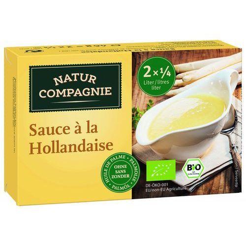 Sos jasny a la holenderski bio 46 g - natur compagnie marki Natur compagnie (buliony, kostki rosołowe)
