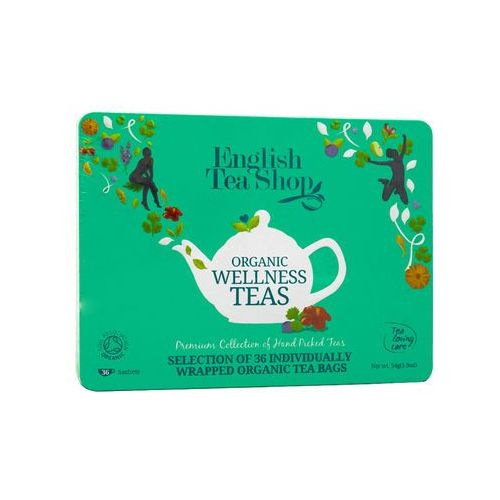 English tea shop Ets bio wellness collection 36 saszetek