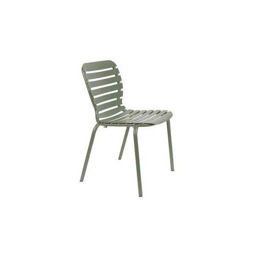Zuiver krzesło ogrodowe vondel zielone 1700002