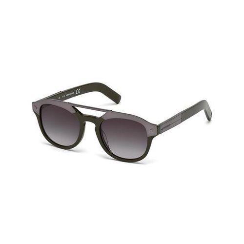 Okulary słoneczne dq0236 jonathan 96b marki Dsquared2