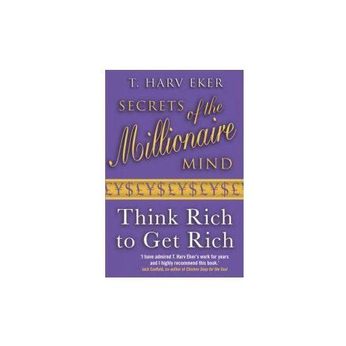 Secrets of the Millionaire Mind - Wysyłka od 3,99 - porównuj ceny z wysyłką, oprawa broszurowa