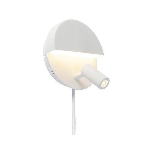 Designerski kinkiet biały zawiera led - marion marki Trio leuchten