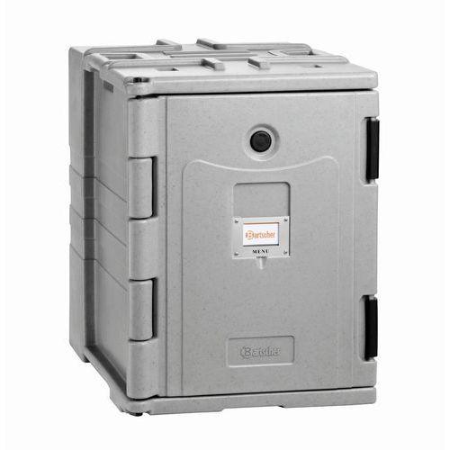 Pojemnik termoizolacyjny do transportu żywności | 12 x1/1 GN | 450 x 645 x(H) 620 mm