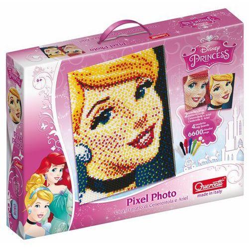Quercetti Mozaika pixel photo księżniczki 6600 (8007905008089)