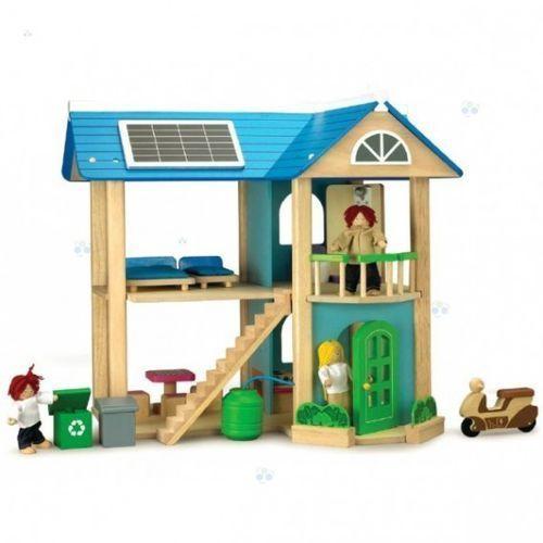 Wonderworld  ekologiczny domek #h1 (8851285160017)