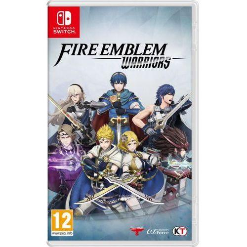 Nintendo Gra switch fire emblem warriors + zamów z dostawą w poniedziałek! + darmowy transport!