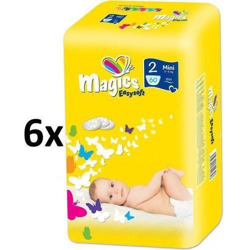 easysoft mini (3-6kg) megapack - 360szt. marki Magics