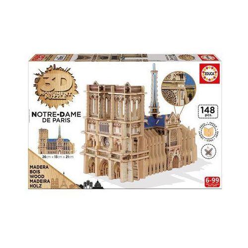Puzzle 3D Norte-Dame De Paris