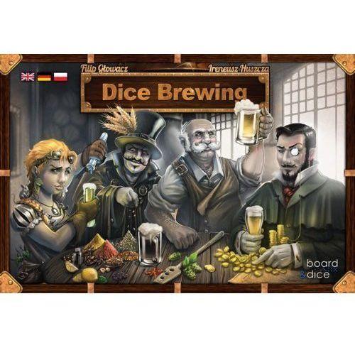 Gra Dice Brewing Kościany raj dla piwowarów (5903240539017)