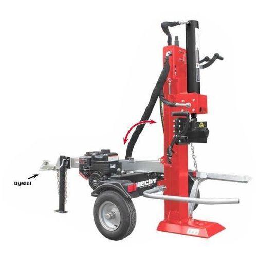 Hecht 6422 łuparka do drewna hydrauliczna spalinowa pozioma pionowa rębak nacisk 22 tony b&s briggs & stratton seria xr950 marki Hecht czechy