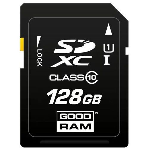 GOODRAM SDHC 128GB Class 10 UHS I (5908267911761)