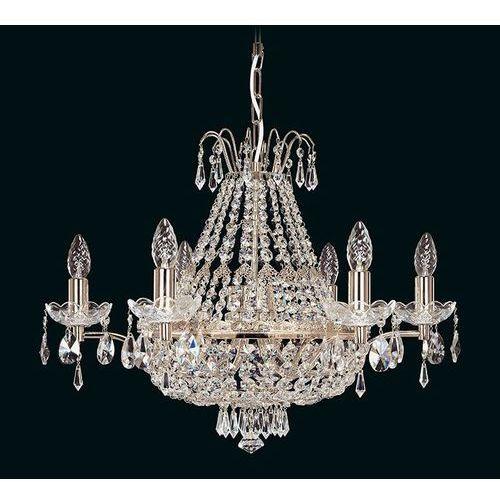 Żyrandol kryształowy 6-ramienny - marki Elite bohemia