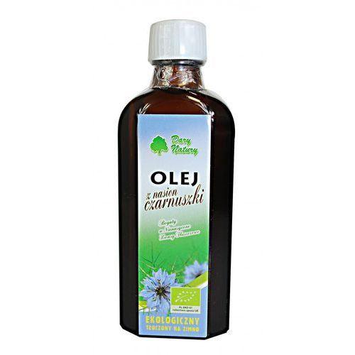 Dary natury - inne bio Olej z nasion czarnuszki virgin bio 100 ml - dary natury (5902581616012)