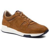 Sneakersy MARC O'POLO - 901 23733501 300 Cognac 720, kolor brązowy