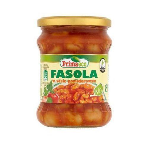 440g fasola w pomidorach bio marki Primaeco