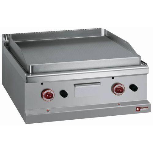 Płyta grillowa gazowa gładka nastawna   650x500mm