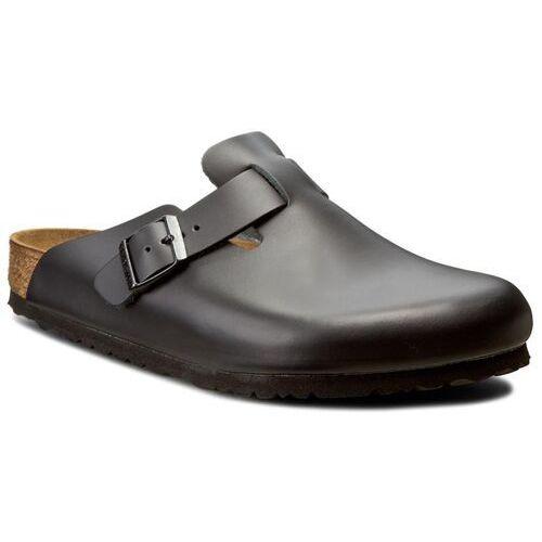 Birkenstock Klapki - boston 0060191 black