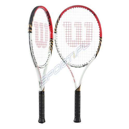 """Wilson Rakieta tenis ziemny młodzieżowa pro staff 26"""" (2010000332719)"""