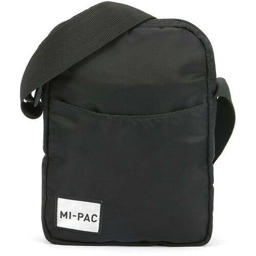 torebka MI-PAC - Flight Bag Nylon-Black (S17), kolor czarny