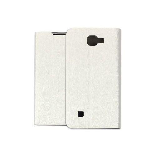 LG K4 - pokrowiec na telefon - biały, kolor biały