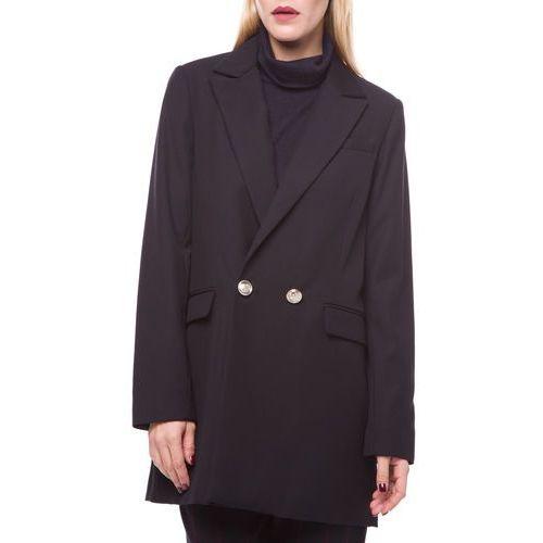 lappola płaszcz czarny xs marki Silvian heach