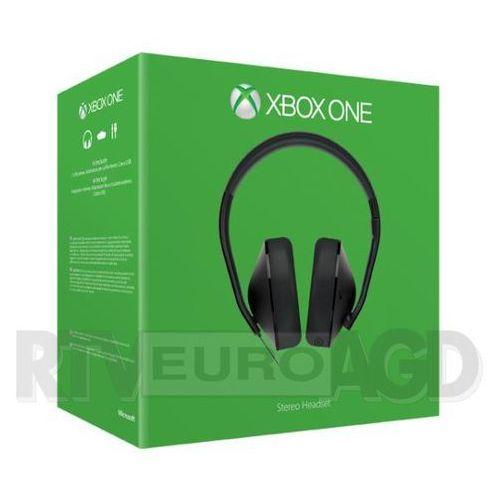 Xbox One Stereo Headset - produkt w magazynie - szybka wysyłka!, S4V-00006