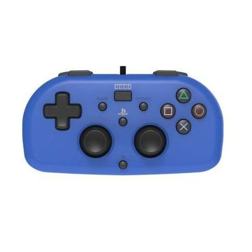 Kontroler HORI Mini Gamepad Niebieski do PS4