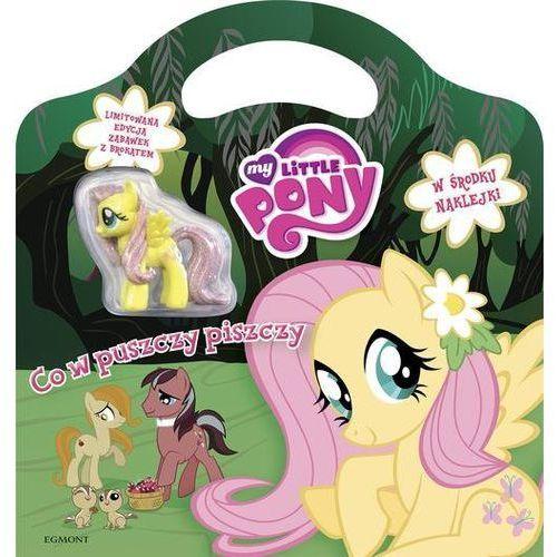 OKAZJA - My Little Pony Co w puszczy piszczy - Jeśli zamówisz do 14:00, wyślemy tego samego dnia. Dostawa, już od 4,90 zł. (9788328113275)