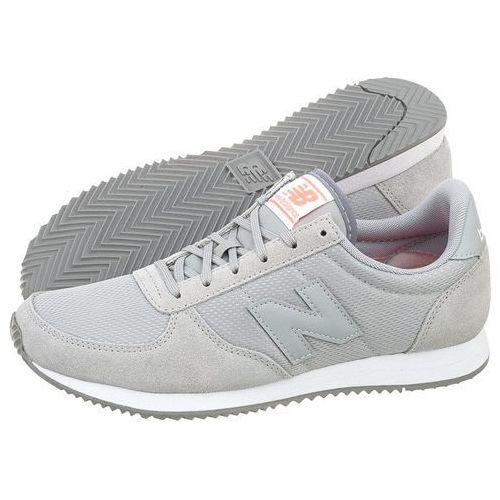 New balance Buty wl220tr szare (nb234-a)