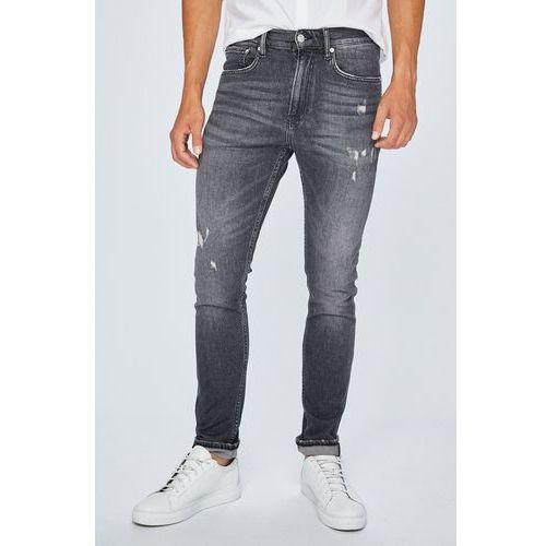 - jeansy 016 marki Calvin klein jeans