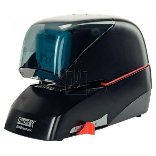 Zszywacz elektryczny supreme 5080e czarny marki Rapid