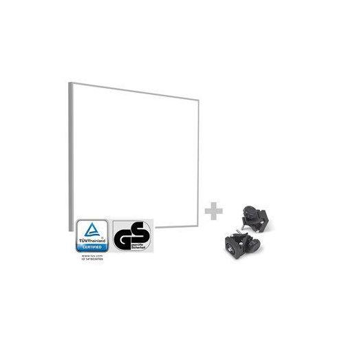 Płytowy promiennik podczerwieni TIH 300 S + Klamry mocujące (4052138015445)